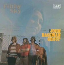 john bassman group - filthy sky  Vinyl reissue