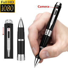 New 1080P 30FPS HD Spy DVR Hidden Camera Mini DV Pen Record Video Recorders Cam