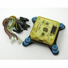 Open Source CC3D Flight Controller board with Shell and Shock Absorber