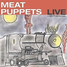 Meat Puppets Meat Puppets Live CD