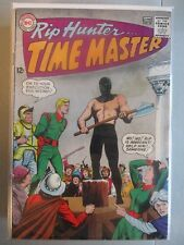 Rip Hunter, Time Master (1961-1965) #26 VG (Pages Detached)