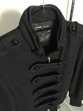 RARE!!! Number (n)ine Wool Napoleon Military Jacket Takahiro Miyashita Homme M