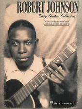Robert Johnson Easy Guitar Collection Learn to Play Blues Music Book
