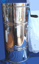 HONEY EXTRACTOR 2 FRAME STAINLESS STEEL, BEE SUPPLY