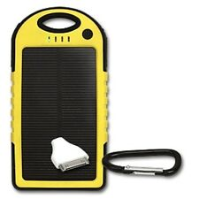 MSP Life Solar Charger Emergency Power Portable Mil-Spec Waterproof  LED Light