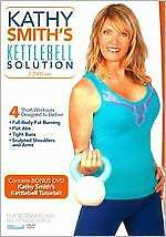 KETTLEBELL SOLUTION WORKOUT (Kathy Smith) - DVD - Region Free
