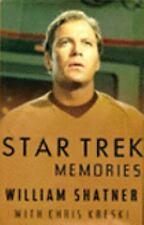Star Trek Memories Shatner, William, Kreski, Chris Hardcover