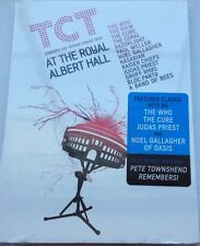 TCT AT THE ROYAL ALBERT HALL Sealed DVD THE WHO NOEL GALLAGHER THE CURE PRIEST