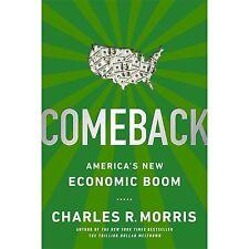 Comeback: America's New Economic Boom-ExLibrary