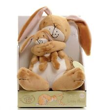 Guess How Much I Love You Musical Lullably Hare Baby Soft Toy