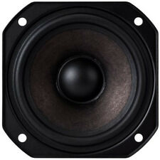 """NEW 3"""" Woofer Speaker.Full Range Driver.4 ohm.three inch.home Audio Replacement."""