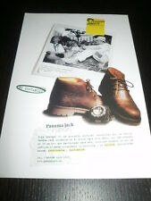 2001 - PANAMA JACK - FRIENDS SHOES ZAPATOS-AD PUBLICITE ANUNCIO - SPANISH - 1607