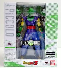 "In STOCK S.H. Figuarts ""Piccolo"" Dragonball Z DBZ Bandai Tamashii Action Figure"