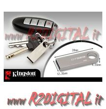 PENDRIVE SE9 MINI KINGSTON 16GB DATATRAVELER PENNA DRIVE PEN USB COMPUTER PC