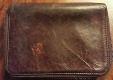 Vintage Circa Leather wallet (Made italy)