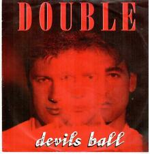 "2354  7"" Single: Double - Devils Ball / same (Edited Piano Version)"
