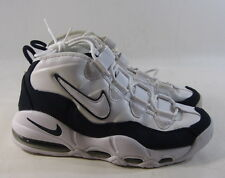 Nike Air Max TEMPO UPTEMPO WHITE OBSIDIAN BLUE 311090 102  size 8.5   p