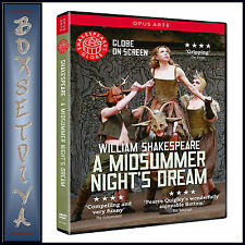 SHAKESPEARES GLOBE ON SCREEN- A MIDSUMMERS NIGHTS DREAM  **BRAND NEW DVD**