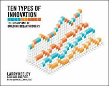 Ten Types of Innovation : The Discipline of Building Breakthroughs by Bansi...