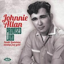 Johnnie Allan - Promised Land (CDCHD 380)