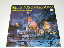 LP CHRISTMAS in GERMANY deutsche weinacht GLOCKEN noel SLE 14552-P mohr GRUBER