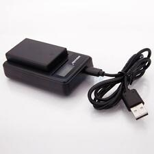 USB Battery Charger for Sony NP-F550 NP-F970 NP-F570 HVR-Z1E HVR-V1E DSR-PD170P