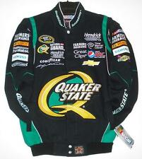 SIZE S NASCAR Kasey Kahne Quaker State Cotton Twill Embroidered Jacket  S