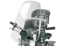 Polisport Fahrrad Windschild Windschutzscheibe für Vordersitze Bilby Guppy Bubbl