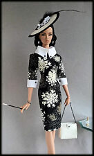 "OOAK Fashions for 16"" Fashion Royalty/16""Tulabelle/16""Poppy parker - W Zipper"