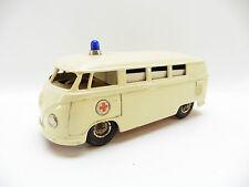 LOT 33203   Schöner CKO Kellermann 402 VW Bus Krankenwagen Schwungrad 50er Jahre