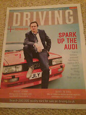 UK SUNDAY TIMES DRIVING - PHILIP GLENISTER LIFE ON MARS - APRIL 12 2015