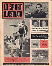 [AZ1] LO SPORT ILLUSTRATO ANNO 1964 NUMERO 49 MILAN BOLOGNA