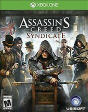 Assassins Creed Syndicate Limited Edition Free Ship Assassin's Creed XBox One