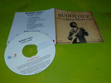 BUDDY GUY - LIVING PROOF !!!!!!!! !!!! FRENCH PROMO CD!!!!!!!