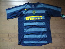 Inter Milan 100% Original Jersey Shirt XL Still BNWT 2004/05 Away Rare