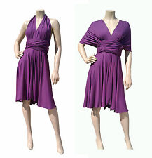 Elenk Convertible,, Infinity ,silky viscoze,Multi Way,Multifunctional dress 129$