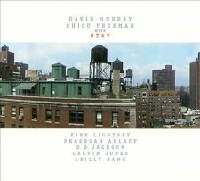 David Murray & Chico Freeman Withoezay, New Music