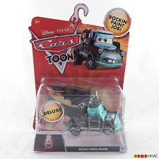 Disney Pixar Cars Toon - Music Video Mater #31 - Deluxe Heavy Metal short Mattel