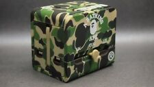 A Bathing Ape Bape CAMO Glow in The Dark ABC TRAVEL AC ADAPTER Green New