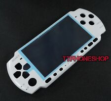 New Original White Housing Faceplate Case Shell for PSP 3000 Slim ( the best )