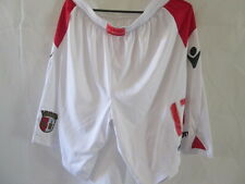 Club Braga Match Worn Eder Football Shorts Portugal Large /34745