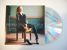 ♫ only french promo ♫ FREDRIKA STAHL : WILLOW ( JON KELLY REMIX ) [ CD SINGLE ]