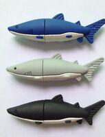 Fierce Shark USB 2.0 Memory Stick Flash pen Drive 4GB 8GB 16GB 32GB BUSB269