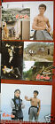 -Set of 3- Duel in the Tiger Den {Hui Tin} Kung Fu Org. Movie Lobby Card 70s
