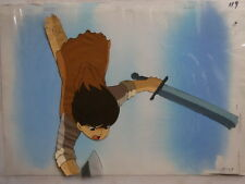 HOLS PRINCE OF THE SUN HAYAO MIYAZAKI ANIME CEL THE LITTLE NORSE PRINCE VALIANT