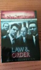 Law & Order - The First Year (DVD, 2002, 6-Disc Set)