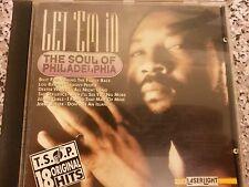 various artists let em in the soul of philadelphia  (cd)