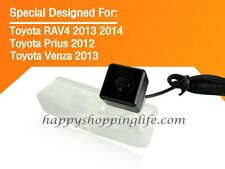 Back Up Camera for Toyota RAV4 2013 2014 Prius 2012 Venza Car Rear View Cameras