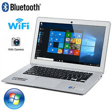 "14"" SOSOON i2000 Intel Win10 WiFi Laptop Quad Core 2G+32GB Bluetooth Notebook xu"