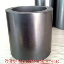 66 OZ Pure Graphite Crucible Cup Propane Torch Melting Gold Silver Copper New